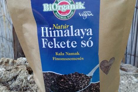 HIMALAYA FEKETE SÓ